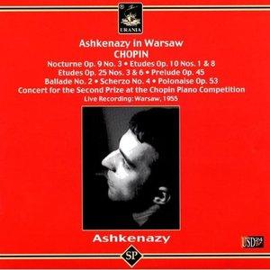 Bild för 'Ashkenazy In Warsaw'