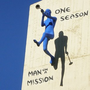 Image for 'Man on a Mission'