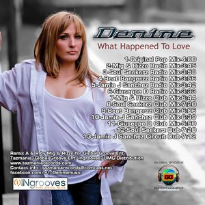Image for 'What happened to love'