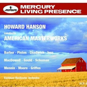 Image for 'Howard Hanson conducts American Masterworks'