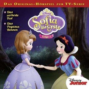 Image for 'Folge 9 (Das verhexte Fest & Das Pegasus-Rennen)'