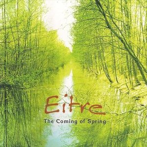 """""""The Coming of spring""""的封面"""
