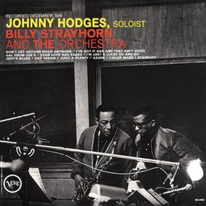 Image for 'Johnny Hodges With Billy Strayhorn And The Orchestra'