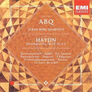 Image for 'Haydn - String Quartets, Op 76 Nos 2-4'