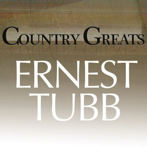 Image pour 'Country Greats - Ernest Tubb'