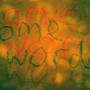 Image for 'Some Words'