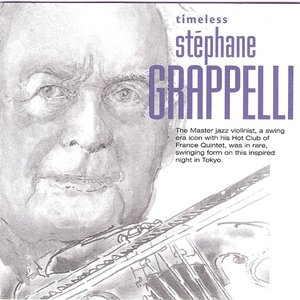 Image for 'Timeless Stéphane Grappelli'