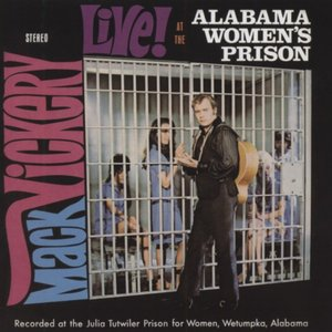 Immagine per 'Live At The Alabama Women's Prison'