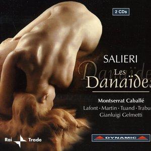 Image for 'Salieri - Les Danaides - Gianluigi Gelmetti'