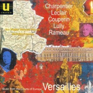 Image for 'Music from the Courts of Europe - Versailles'
