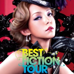 Image pour 'BEST FICTION TOUR 2008-2009'