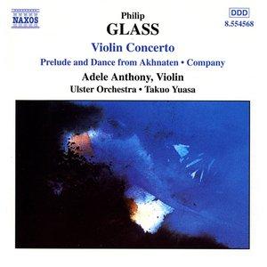 Image for 'Violin Concerto'