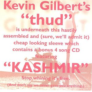 Image for 'Kashmir & Thud EP'