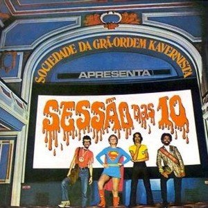 Image for 'Sessão das 10'