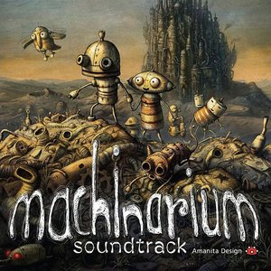 Image for 'Machinarium Soundtrack'