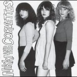 Image for 'Nikki & The Corvettes'