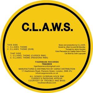 Image for 'C.L.A.W.S. Theme (Passions Remix)'