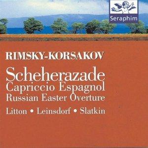Image pour 'Rimsky-Korsakov: Scheherazade/ Capriccio Espagnol/ Russian Easter Overture'