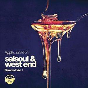 """""""Salsoul & West End Remixed Vol. 1""""的封面"""
