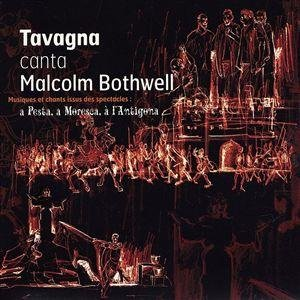 Image for 'Tavagna Canta Malcolm Bothwell'
