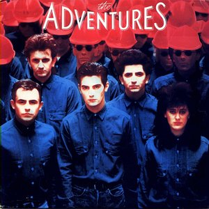 Image for 'The Adventures'