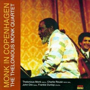 Bild für 'Thelonious Monk Quartet in Copenhagen'