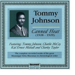 Image for 'Tommy Johnson 1928 - 1929'