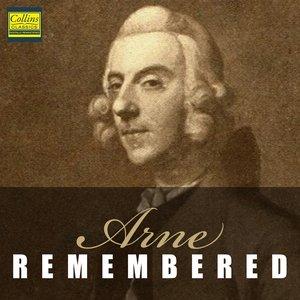 Image for 'Arne - Remembered'