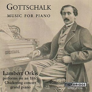 Image for 'Gottschalk: Music for Piano'