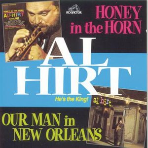 Image for 'Honey In The Horn and Our Man in New Orleans'