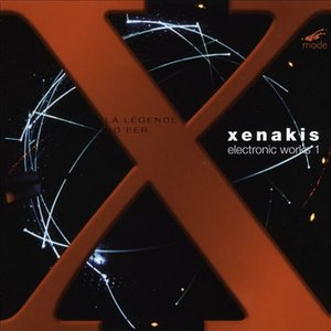 Image for 'Xenakis: La Legend D'eer For Multichannel Tape'