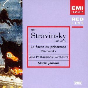 Image for 'Le Sacre Du Printemps/Petrushka Suite'