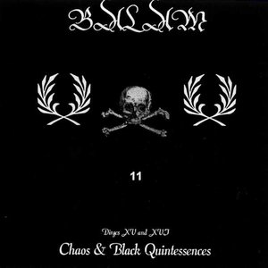 Image for 'Dirge XV & XVI: Chaos & Black Quintessences'