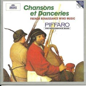 Image pour 'Chansons et Danceries'