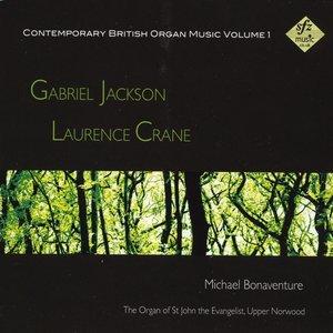 Image for 'Contemporary British Organ Music volume 1'