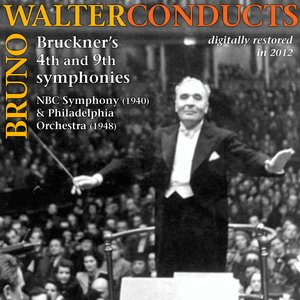 Image for 'Bruno Walter conducts Mozart & Bruckner (1940, 1948)'