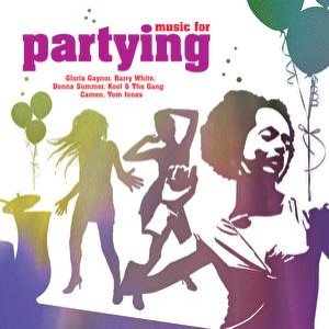 Image for 'Music For Partying'