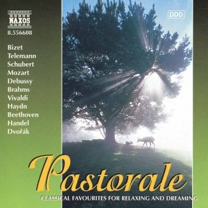 Image for 'Pastorale: Classics for Relaxing and Dreaming'