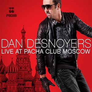 Image pour 'Live At Pacha Club Moscow'