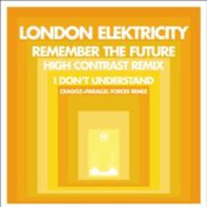 Image for 'NHS101R: Remember The Future (High Contrast Remix) / Craggz + Parallel Forces Remix)'