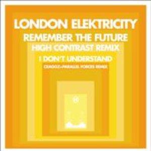 Image pour 'NHS101R: Remember The Future (High Contrast Remix) / Craggz + Parallel Forces Remix)'