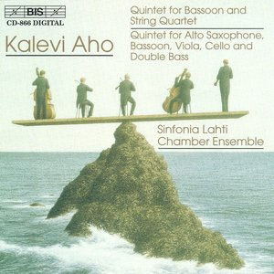 Image for 'Aho: Quintets'