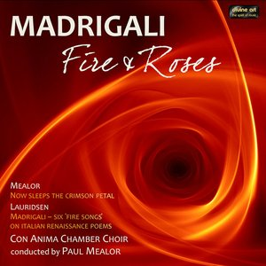 Image for 'Madrigali: Fire & Roses'