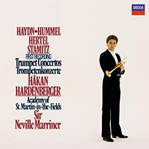 Image for 'Haydn / Hummel / Hertel / Stamitz: Trumpet Concertos'