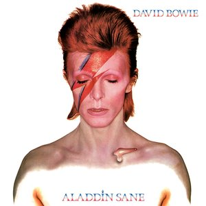 Image for 'Aladdin Sane'