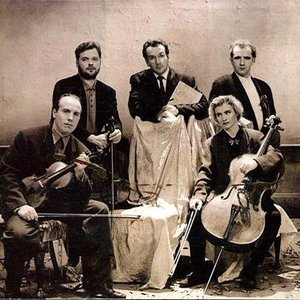 Image pour 'Elvis Costello and the Brodsky Quartet'