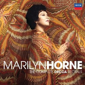 Image for 'Marilyn Horne: The Complete Decca Recitals'