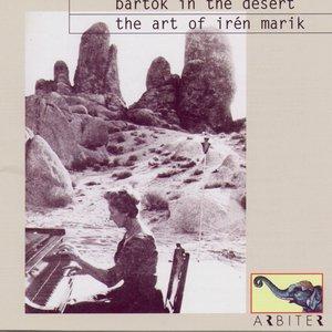 Image for 'Bartók in the Desert: The Art of Irén Marik (1905-1986)'