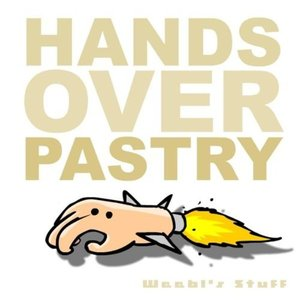 Image for 'Hands Over Pastry'