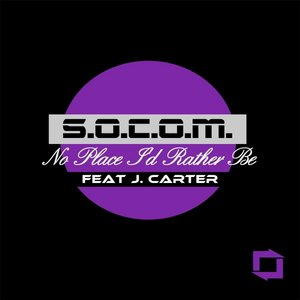 Image for 'No Place I'd Rather Be (feat. J. Carter)'
